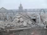 Брестские власти снесли историческое здание XIX века