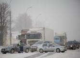 Из Минска запрещен выезд по всем трассам