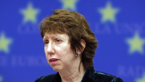 Кэтрин Эштон: ЕС пока не готов возобновить диалог с Беларусью