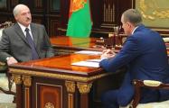 По БТ показали живого Лукашенко