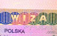 Польские консульства выдали белорусам 400 тысяч виз