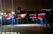 Жители района в Витебске вышли на акцию протеста