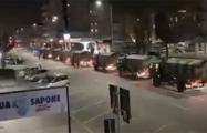 Белоруска в Италии: Ночью военные грузовиками вывозили тела