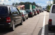 Что творилось в понедельник на белорусско-польской границе