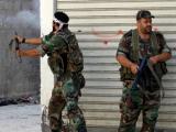 Сирийские повстанцы сбили истребитель