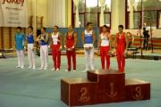 Белорусский гимнаст Андрей Лиховицкий занял 16-е место в многоборье на чемпионтае мира в Токио