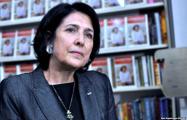 Саломе Зурабишвили вступила в должность президента Грузии