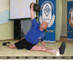Вячеслав Хоронеко установил очередной мировой рекорд по поднятию тяжестей