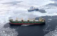 В Финском заливе потерпело бедствие направлявшиеся в Петербург судно