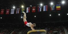 Дмитрий Касперович занял 6-е место в опорном прыжке на чемпионате мира по спортивной гимнастике в Японии