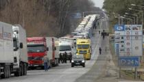 На белорусско-литовской границе сохраняются очереди