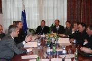 Совместная тренировка операторов энергосистем Беларуси, России, Эстонии, Латвии и Литвы впервые прошла в Беларуси