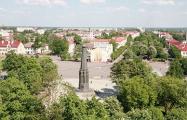 ТБМ отказали в переносе столицы в Полоцк