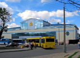 На автовокзале в Гомеле эвакуировали пассажиров из-за коробки