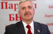 Глава Партии БНФ оштрафован за защиту Куропат