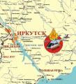 На месте крушения вертолета в Поставском районе работает специальная комиссия