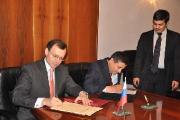 Беларусь и Катар подписали меморандум о сотрудничестве в области предупреждения и ликвидации ЧС