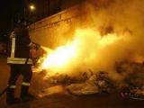 На Сицилии арестовали поджигателей мусора
