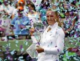 Виктория Азаренко выиграла теннисный турнир в Люксембурге