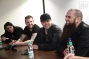 Three Days Grace раздали в Минске более 650 автографов