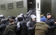 В Минске задержано более тысячи человек