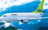 Перевозчик АirBaltic возобновил полеты Рига — Минск спустя год