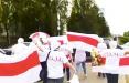 Белорусские пенсионеры вышли на Марш с требованием освободить политзаключенных