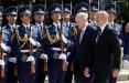 Эрдоган прибыл с визитом в Нагорный Карабах