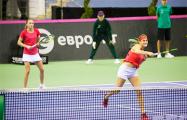Американские теннисистки, обыграв белорусок, завоевали Кубок Федерации
