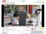 YouTube запустил функцию автоматического добавления субтитров