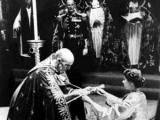 В Великобритании найден утерянный трехмерный фильм о коронации Елизаветы II