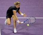 Петра Квитова и Каролин Возняцки победили на старте итогового турнира WTA