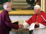 Папа Римский упростил переход из англиканства в католичество