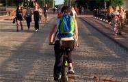В Минске и Витебске прошли Велопробеги солидарности
