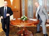 «Любимая» поза Лукашенко