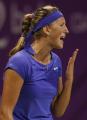 Виктория Азаренко досрочно вышла в полуфинал итогового турнира WTA