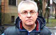 Алесь Чехольский: Власти хотят разрушить Куропаты