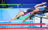 Белорусские пловчихи завоевали две награды на Дефлимпийских играх