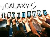 Samsung продала сто миллионов аппаратов из серии Galaxy S