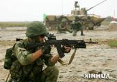 Вооруженные силы Беларуси проводят учения по территориальной обороне страны