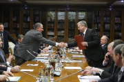 Беларусь и Россия подтвердили готовность подписать в ноябре документы по поставкам газа