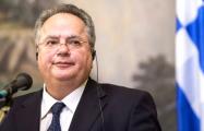 Главу МИД Греции обвиняют в госизмене