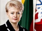 Даля Грибаускайте: С Лукашенко нелегко говорить