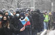 Политолог: Масштаб митингов в России позволяет говорить о самом крупном протесте за время президентства Путина