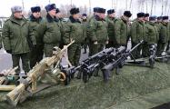 Руководителей Минска и областей собрали на военные сборы