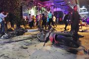 Полиция назвала взрыв в Бангкоке терактом