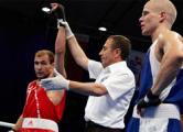 Сафарьянц стал серебряным призером чемпионата Европы по боксу