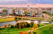 Минск – самый популярный у россиян город СНГ на Новый год