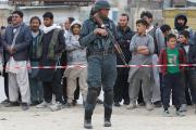 Около мечети Кабула произошел взрыв
