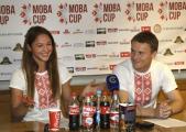 Герасименя и Родионов презентовали Мова Cup